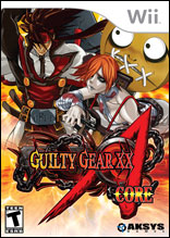 Guilty Gear XX Accent Core Wii