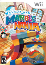 Kororinpa: Marble Mania for Wii last updated Mar 27, 2007