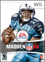 Madden NFL 08 for Wii last updated Nov 02, 2008