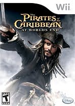 Pirates of the Caribbean: At World's End Wii