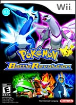 Pokemon Battle Revolution for Wii last updated Dec 16, 2007