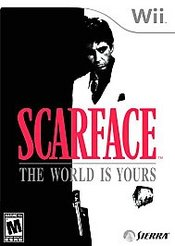Scarface: The World Is Yours Wii