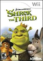 Shrek the Third Wii