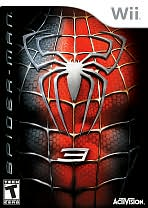 Spiderman 3 for Wii last updated Jul 01, 2008