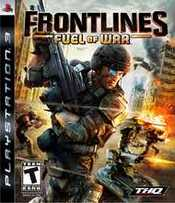 Frontlines: Fuel of War PS3