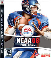 NCAA Football 08 for PlayStation 3 last updated Jan 10, 2010
