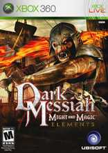 Dark Messiah of Might and Magic Xbox 360