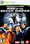 Fantastic 4: Rise of the Silver Surfer Xbox 360
