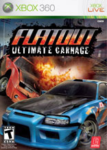 FlatOut: Ultimate Carnage for Xbox 360 last updated Apr 23, 2009