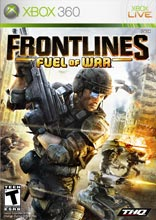 Frontlines: Fuel of War for Xbox 360 last updated Jun 11, 2013