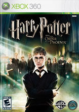 Harry Potter and the Order of the Phoenix Xbox 360
