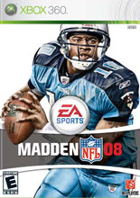 Madden NFL 08 for Xbox 360 last updated Apr 30, 2009