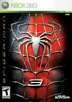 Spiderman 3 for Xbox 360 last updated Jul 20, 2008