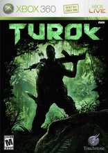 Turok for Xbox 360 last updated Aug 18, 2009