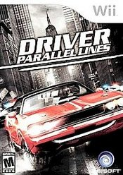Driver: Parallel Lines for Wii last updated Sep 02, 2008