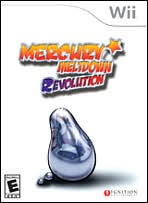Mercury: Meltdown Revolution Wii