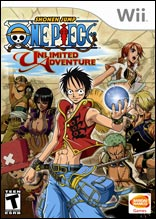 One Piece Unlimited Adventure Wii
