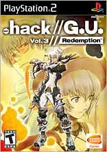 dot.Hack: G.U. Vol. 3 - Redemption PS2