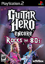 Guitar Hero Encore: Rocks the 80's for PlayStation 2 last updated May 15, 2009