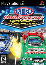 NHRA Drag Racing: Countdown to the Championship PS2