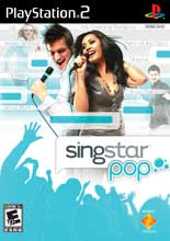 SingStar Pop for PlayStation 2 last updated Mar 24, 2008