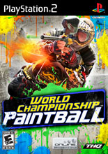 World Championship Paintball PS2