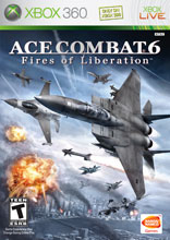 Ace Combat 6: Fires of Liberation Xbox 360