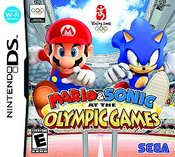 Mario & Sonic at the Olympic Games DS