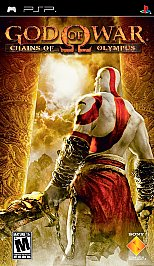 God of War: Chains of Olympus for PSP last updated Sep 07, 2011