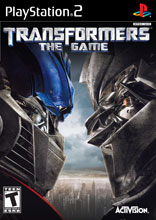 Transformers: The Game for PlayStation 2 last updated Aug 23, 2013
