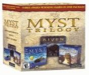 Myst Trilogy PC
