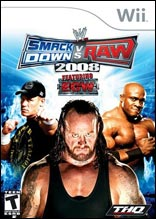 WWE SmackDown vs. Raw 2008 Wii