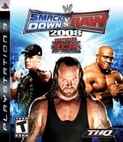 WWE SmackDown vs. Raw 2008 for PlayStation 3 last updated Feb 12, 2009