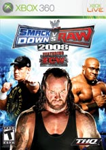 WWE SmackDown vs. Raw 2008 for Xbox 360 last updated Mar 17, 2011