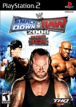 WWE SmackDown vs. Raw 2008 for PlayStation 2 last updated Feb 29, 2012