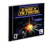 Star Wars X Wing vs Tie Fighter PC
