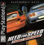 Need For Speed: High Stakes PSX
