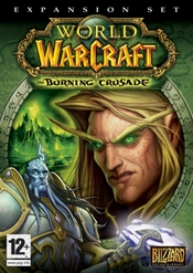 World of Warcraft The Burning Crusade PC