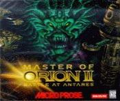 Master of Orion 2 Battle At Antares PC