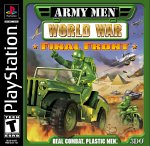Army Men: World War Final Front PSX