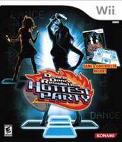 DDR Hottest Party Wii