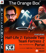 Half-Life 2: The Orange Box PS3