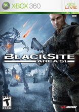BlackSite: Area 51 Xbox 360