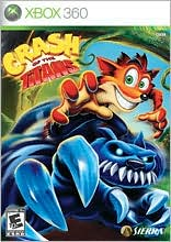 Crash of the Titans Xbox 360