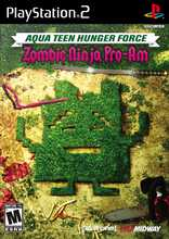 Aqua Teen Hunger Force: Zombie Ninja Pro-Am PS2