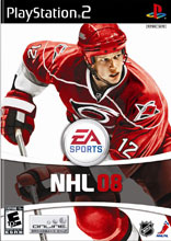 NHL 08 for PlayStation 2 last updated Oct 25, 2008