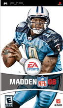 Madden NFL 08 for PSP last updated Feb 28, 2008