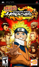 Naruto: Ultimate Ninja Heroes for PSP last updated May 05, 2010