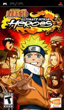 Naruto: Ultimate Ninja Heroes for PSP last updated May 05, 2010