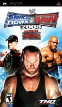 WWE SmackDown vs. Raw 2008 PSP